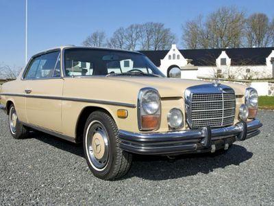 brugt Mercedes 250 2,5 150HK 2d Aut.