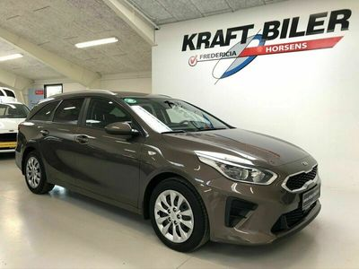 brugt Kia cee'd 1,0 T-GDi Vision SW