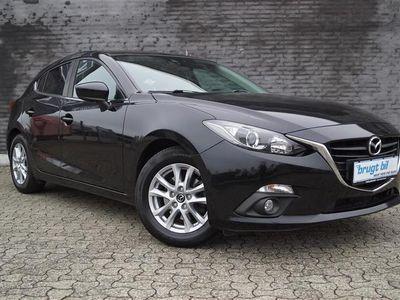 brugt Mazda 3 2,0 Skyactiv-G Vision 165HK 5d 6g