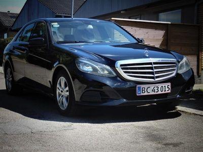 gebraucht Mercedes E200 1 CDI 7G-Tronic Plus 136HK 7g Aut.
