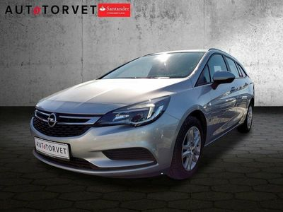 brugt Opel Astra 6 CDTi 110 Edition ST