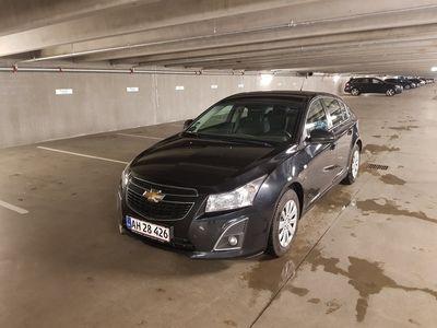 brugt Chevrolet Cruze 1.8 5D