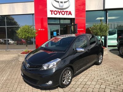 brugt Toyota Yaris 1,0 VVT-I T2 Style 69HK 5d