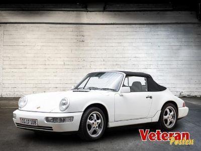 brugt Porsche 911 Carrera Cabriolet 2 3,6L