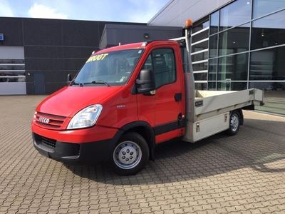 brugt Iveco Daily 35S14 3450mm 2,3 D 136HK Ladv./Chas.