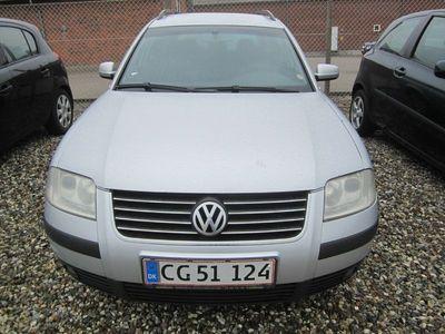 brugt VW Passat 1,9 TDi 100 Comfortline Variant