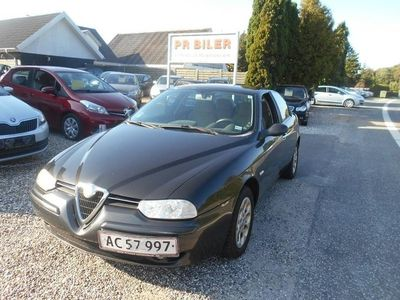 käytetty Alfa Romeo 156 1,6 T.Spark 16V 120HK