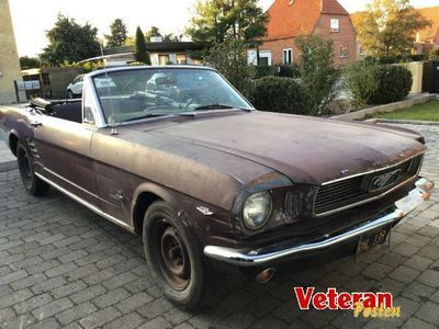 brugt Ford Mustang cabriolet V8