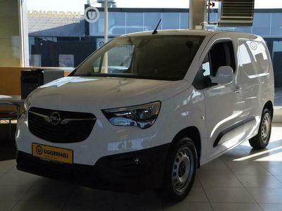 brugt Opel Combo L1V1 1,5 D Innovation EAT8 130HK Van 8g Aut.