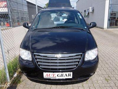brugt Chrysler Grand Voyager 2,8 CRD Ltd. aut. 150HK