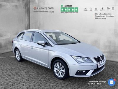 brugt Seat Leon 1,2 TSI Style Start/Stop 110HK Stc 6g