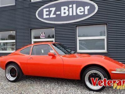 brugt Opel GT 1900 S