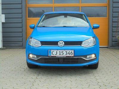 brugt VW Polo 1,2 TSi 90 Comfortline BMT