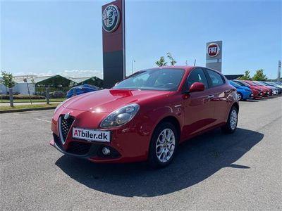 brugt Alfa Romeo Giulietta 1,4 Multiair Super TCT 170HK 5d