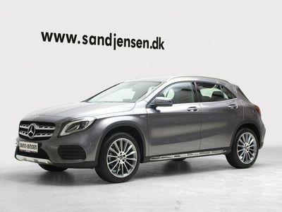 gebraucht Mercedes GLA250 2,0 AMG Line aut. 4-M