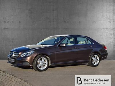 brugt Mercedes E350 3,0 Bluetec 4-Matic 9G-Tronic 252HK 9g Aut. C