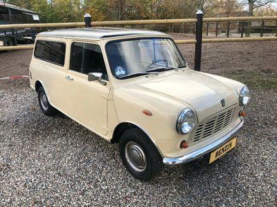 brugt Morris Mascot Mini 1000 Van