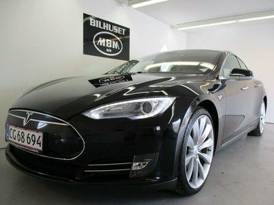 brugt Tesla Model S P85