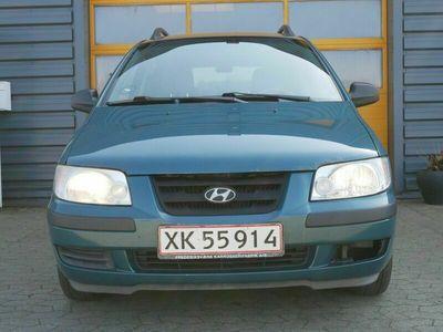 brugt Hyundai Matrix 1,6 GL