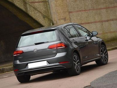 brugt VW Golf 1,0 TSI BMT Trendline 85HK 5d - Personbil - Gråmetal
