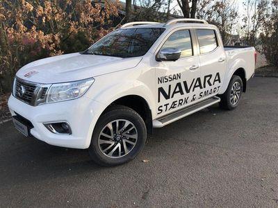 usata Nissan Navara Dob. Cab 2,3 DCi Tekna 4x4 190HK DobKab 7g Aut.