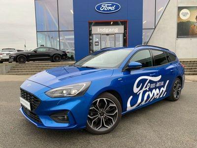 brugt Ford Focus 1,5 EcoBoost ST-Line Busin stc aut