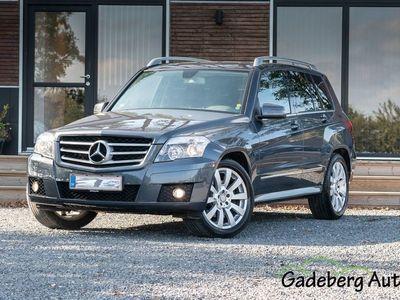 brugt Mercedes GLK250 2,2 CDi aut. 4-M BE