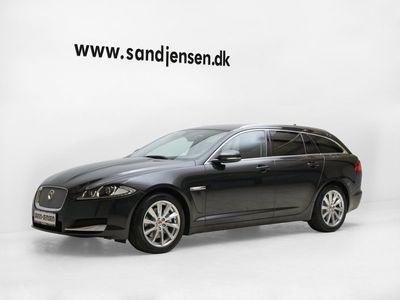 käytetty Jaguar XF 3,0 D V6 Luxury SB aut.
