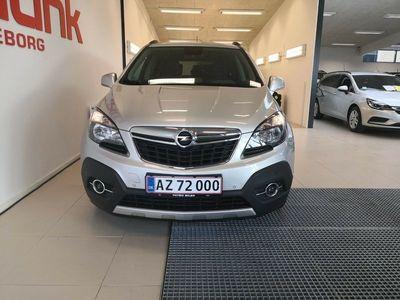 brugt Opel Mokka 1,7 CDTi 130 Cosmo aut.