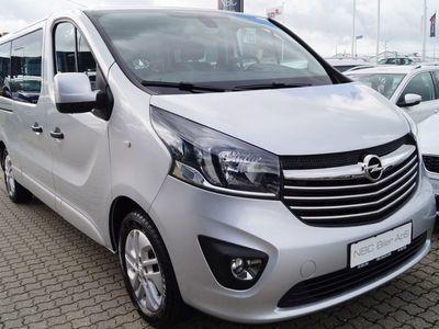 brugt Opel Vivaro 1,6 CDTi 125 Combi Cosmo L2H1