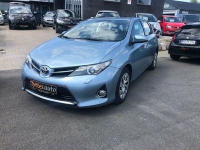 brugt Toyota Auris 1,4 D-4D T3+