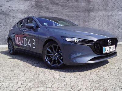 brugt Mazda 3 1,8 Skyactiv-D Sky 116HK 5d 6g Aut.