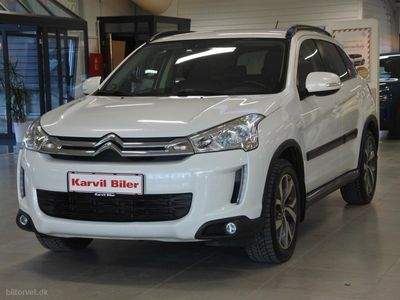 używany Citroën C4 Aircross 1,8 HDI Seduction 4WD start/stop 150HK 5d 6g