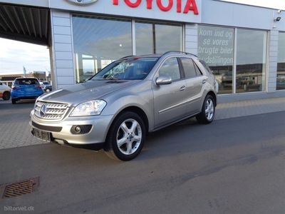 usata Mercedes ML320 3,0 CDI 4-Matic 224HK 5d 7g Aut.
