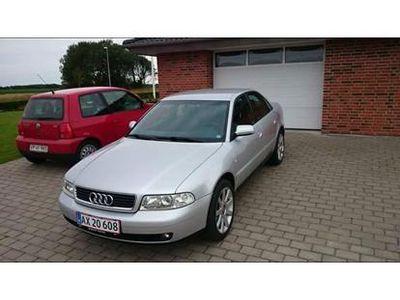 brugt Audi A4 1,6