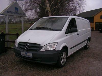 brugt Mercedes Vito 113 2,2 CDi Standard XL