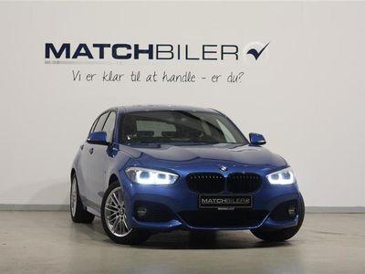 brugt BMW 116 i 1,5 109HK 5d 6g