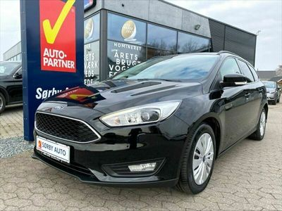 brugt Ford Focus TDCi 120 Business stc.