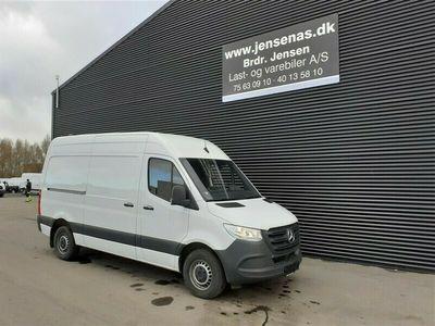 brugt Mercedes Sprinter 316 2,1 CDI A2 H2 RWD 163HK Van 2020