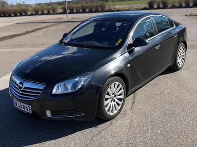 gebraucht Opel Insignia 2,0 CDTI AUT.