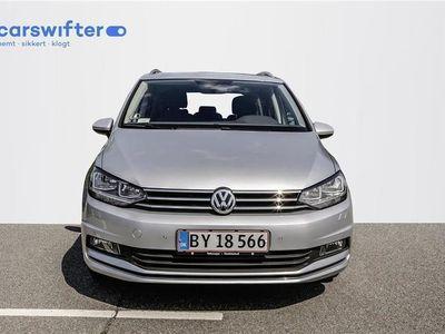 brugt VW Touran 1,4 TSI BMT Highline 150HK 6g