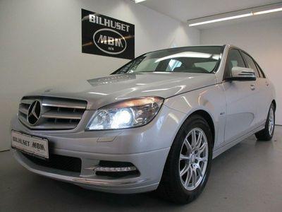 brugt Mercedes C200 2,2 CDi Classic aut. BE