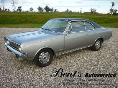 brugt Opel Commodore A Coupe 2,5 S