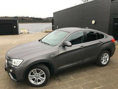 brugt BMW X4 3,0 xDrive30d aut.