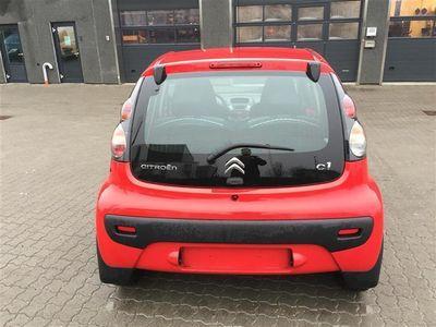 brugt Citroën C1 1,0 SED CLIM NL 5dørs