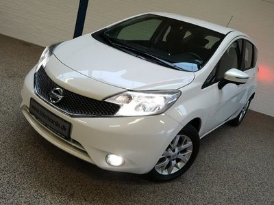 brugt Nissan Note 1,5 dCi 90 Acenta Tech Pack