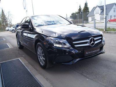 brugt Mercedes C200 d 2,2 aut.