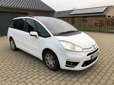 brugt Citroën Grand C4 Picasso 1,6 HDI Seduction 112HK 6g