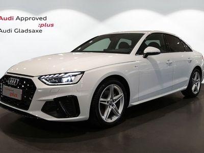 brugt Audi A4 40 TFSi S-line+ Avant S-tr.