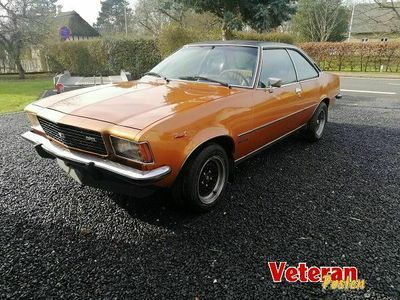 brugt Opel Commodore B Coupé 2,5 S